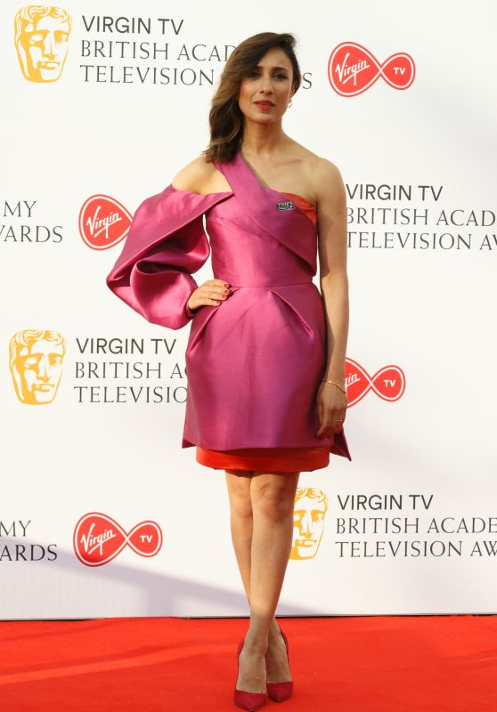 Anita Rani – BAFTA TV Awards 2018 in London