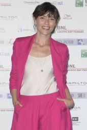 Anna Foglietta – Nastri D'Argento 2018 Blu Carpet in Rome