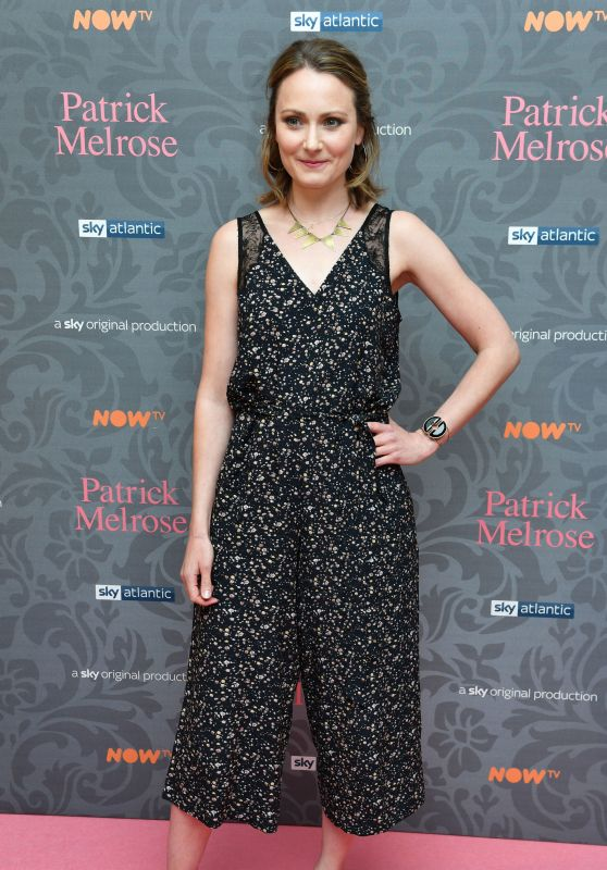 "Anna Madeley - ""Patrick Melrose"" Launch Event in London"