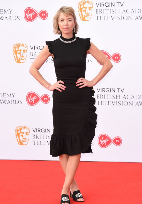 Anna Maxwell-Martin – BAFTA TV Awards 2018 in London