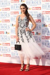 Anna Passey – 2018 NHS Heroes Awards in London