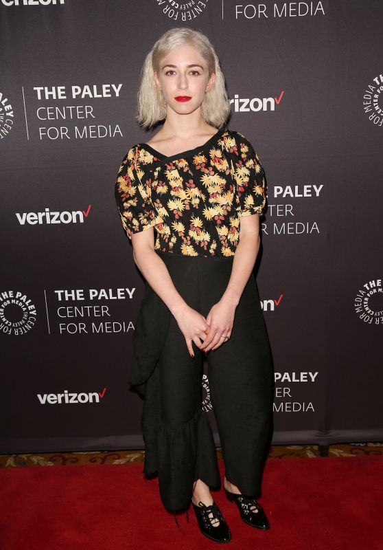 Annabelle Attanasio – The Paley Honors: A Gala Tribute To Music On Televisionin NY 05/15/2018