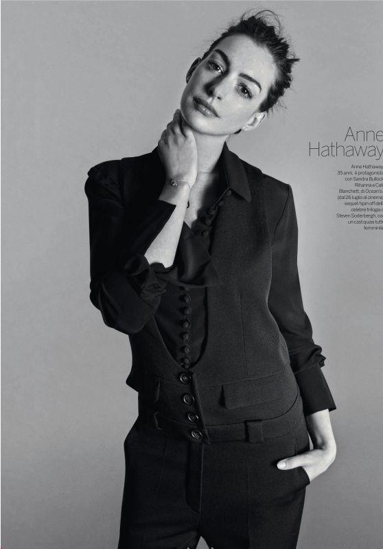 Anne Hathaway - Gioia! June 2018