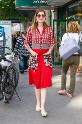 """Anne Hathaway - Promoting """"Ocean"""