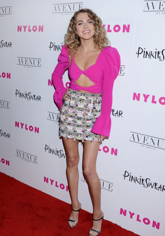 Anne Winters – NYLON Young Hollywood Party in LA