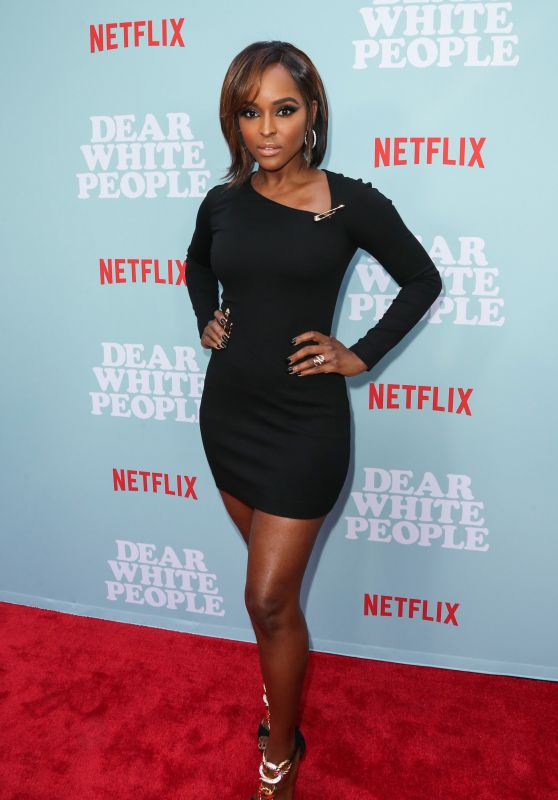 "Antoinette Robertson – ""Dear White People"" TV Show Premiere in LA"