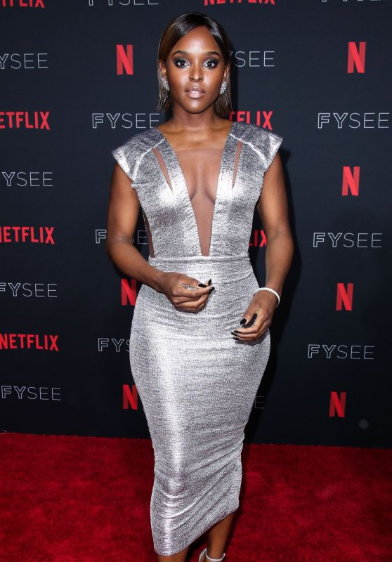 Antoinette Robertson – Netflix FYSee Kick-Off Event in Los Angeles 05/06/2018