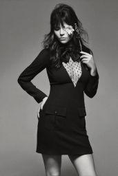 Anya Taylor-Joy - Photoshoot for British Vogue 2018
