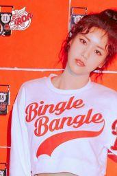 AOA - Bingle Bangle Concept Photo 2018