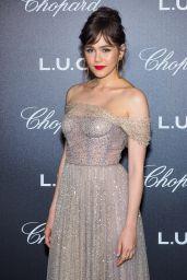 Araya A. Hargate – Chopard Gentleman's Night in Cannes 05/09/2018