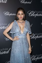 Araya A. Hargate – Chopard Trophy's Photocall in Cannes 05/14/2018