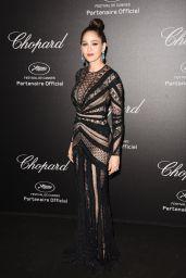 Araya A. Hargate – Secret Chopard Party in Cannes 05/11/2018