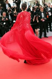 """Araya Hargate – """"Everybody Knows"""" Premiere and Cannes Film Festival 2018 Opening Ceremony"""