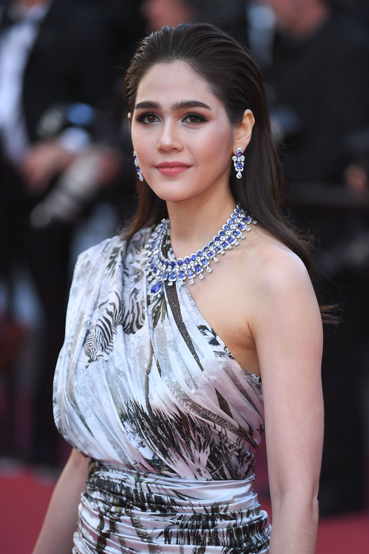 Araya Hargate Girls Of The Sun Premiere At Cannes Film