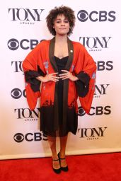 Ariana DeBose – 2018 Tony Awards Nominees Photocall