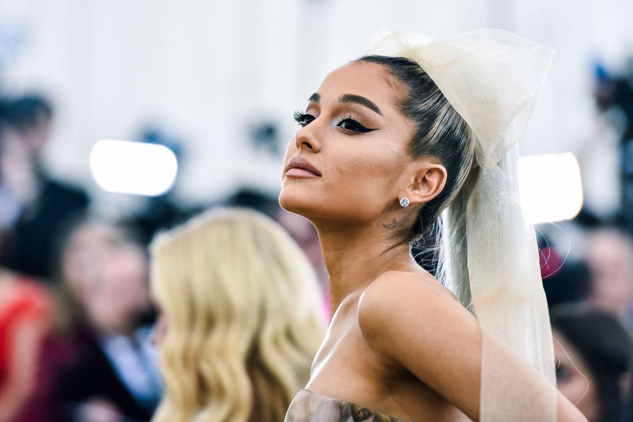 Ariana Grande Met Gala 2018