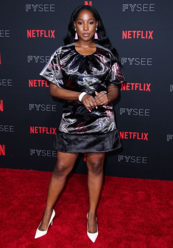 Ashley Blaine Featherson – Netflix FYSee Kick-Off Event in Los Angeles 05/06/2018