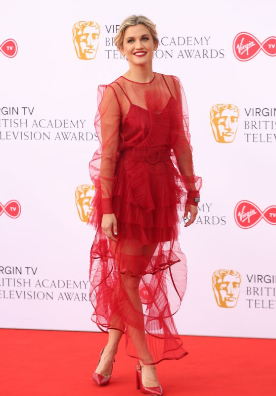 Ashley Roberts – BAFTA TV Awards 2018 in London