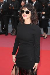 "Asia Argento – ""The Man Who Killed Don Quixote"" Photocall in Cannes 05/19/2018"