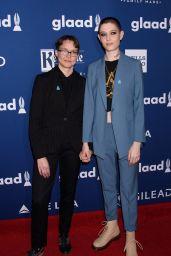 Asia Kate Dillon – 2018 GLAAD Media Awards