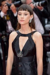 "Àstrid Bergès-Frisbey – ""Solo: A Star Wars Story"" Red Carpet in Cannes"