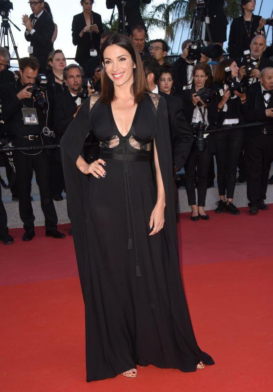"""Aure Atika – """"Capharnaum"""" Red Carpet in Cannes"""