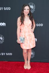 """Ava Cantrell – """"Andy Iron's Kissed By God"""" World Premiere in LA"""