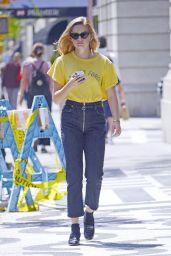 Ava Phillippe Street Fashion - New York City 05/03/2018