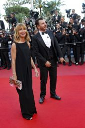 """Axelle Laffont – """"Sink or Swim"""" Red Carpet in Cannes"""