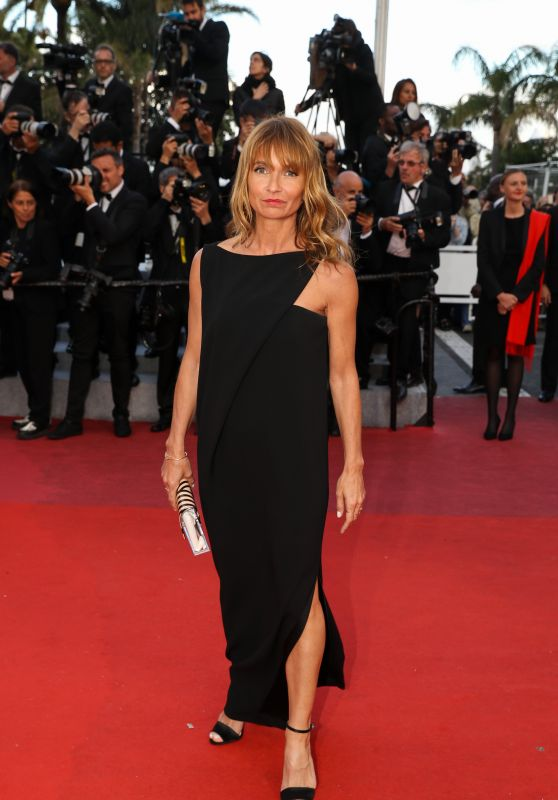 "Axelle Laffont – ""Sink or Swim"" Red Carpet in Cannes"