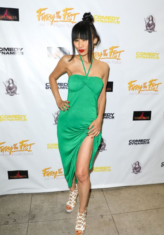 "Bai Ling - ""Fury of the Fist and the Golden Fleece"" Premiere in Beverly Hills"