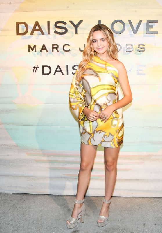 Bailee Madison – Daisy Love Fragrance Launch in Santa Monica
