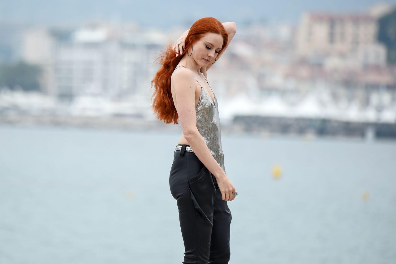 Barbara Meier In Cannes 05/09/2018