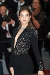 "Barbara Palvin – ""Burning"" Red Carpet in Cannes"