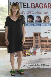 """Barbora Bobulova - """"Hotel Gagarin"""" Photocall in Rome"""