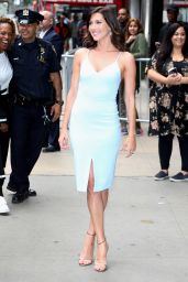 Becca Kufrin at Good Morning America in NYC 05/29/2018