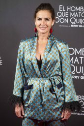"""Belen Lopez – """"The Man Who Killed Don Quixote"""" Movie Premiere in Madrid"""