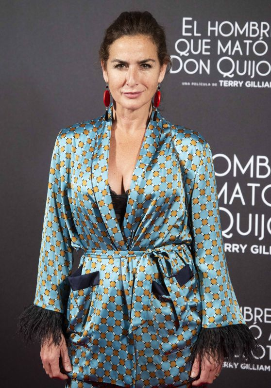 "Belen Lopez – ""The Man Who Killed Don Quixote"" Movie Premiere in Madrid"