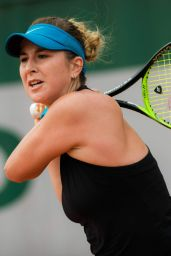 Belinda Bencic – French Open Tennis Tournament 2018 in Paris 05/28/2018