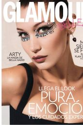 Bella Hadid - Glamour Spain May 2018 Issue