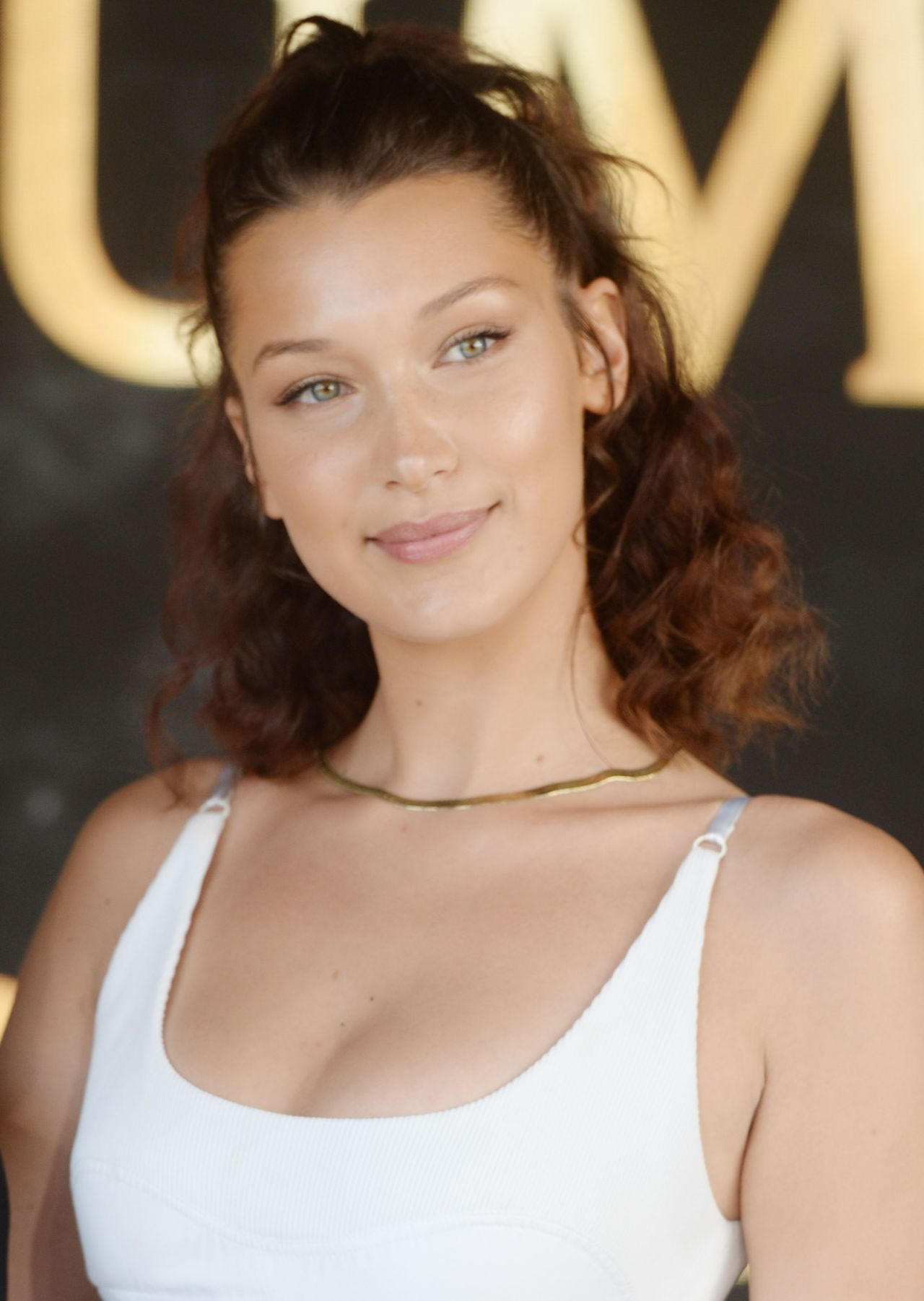 504a5a77e2aa Bella Hadid – Magnum x Alexander Wang Party in Cannes 05/10/2018