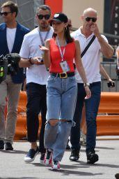 Bella Hadid - Monaco F1 Grand Prix in Monte-Carlo 05/27/2018