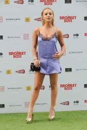 """Betsy-Blue English – """"Bromley Boys"""" World Premiere in London"""
