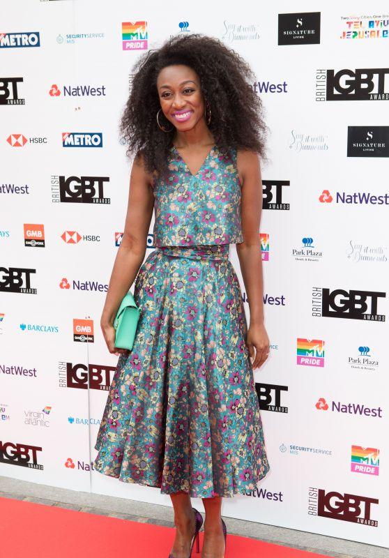 Beverly Knight – British LGBT Awards 2018