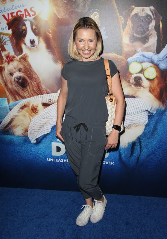"Beverly Mitchell – ""Show Dogs"" Premiere in New York"
