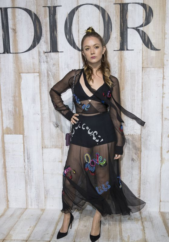 Billie Lourd – Christian Dior Couture Cruise Collection Photocall 05/25/2018