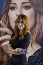 Blanca Suarez - SMARTgirl by Samsung Campaign in Madrid 05/09/2018