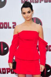 "Brianna Hildebrand – ""Deadpool 2"" Special Screening in New York"