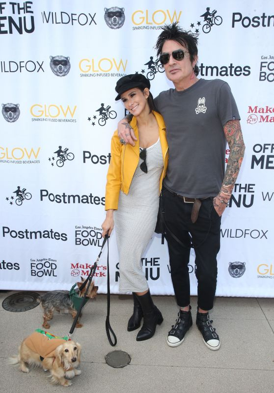 Brittany Furlan - Off The Menu x Postmates: Secret Burger Showdown in Beverly Hills