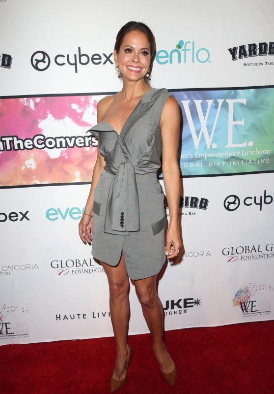 Brooke Burke – Eva Longoria's Global Gift Foundation in Los Angeles 05/10/2018